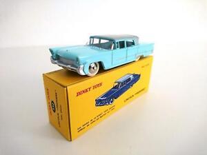 Dinky-Toys-532-2-Lincoln-Premiere-Bleu-Gris-1-43-Atlas