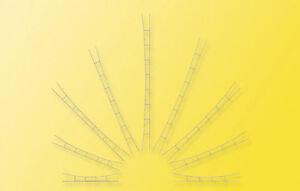 Viessmann-4152-Gauge-H0-Universal-Power-Wire-190-210-MM-5-Piece-New-IN-Boxed