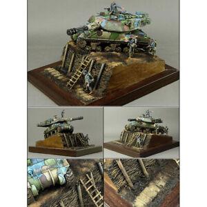 Platoon Terrain Model Kit (TMK) – My Leader Source |Sand Table Kit Rotc Army