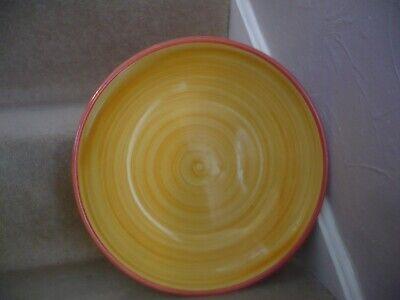 A Large Centre Piece Bowl A Wonderful Colour And Design Bello A Colori