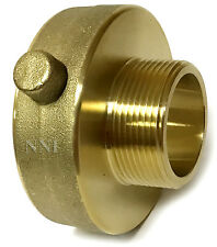 2 12 Female Nstnh X 1 12 Male Npt Fire Hosehydrant Brass Adapter Fitting
