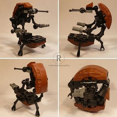 Bau- & Konstruktionsspielzeug-sets Star Wars Figur Aus Lego® Teilen Droideka Destroyer Battle Droid D12 Neuware Seien Sie Im Design Neu