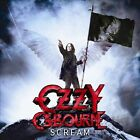 Scream by Ozzy Osbourne (CD, Jun-2010, Epic (USA))