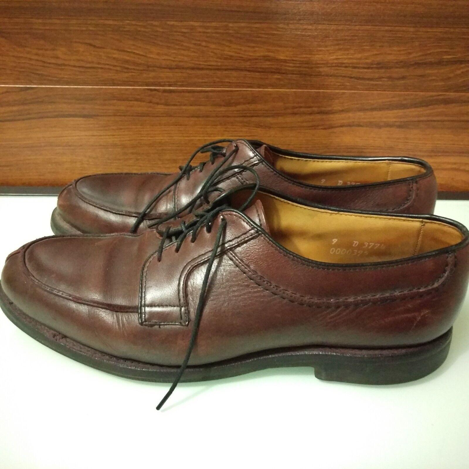 Allen Edmonds WILBERT Oxfords Men's shoes size 9 D Brown