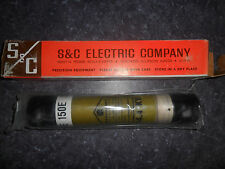 New Sampc Electric Company Sm 5 150 E Fuse Refill Unit Cat No 132250r4 Nib