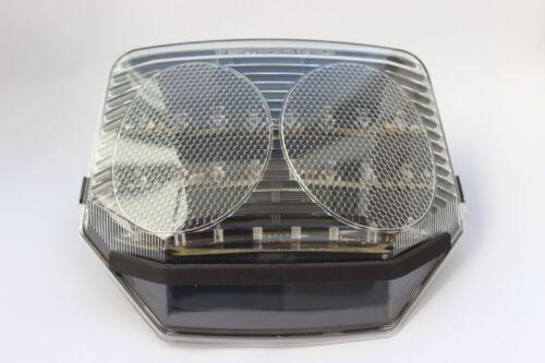 Taillight HONDA CB 1300 A//SA sc54 SUPER FOUR REAR LAMP CLEAR WHITE LED Taillight