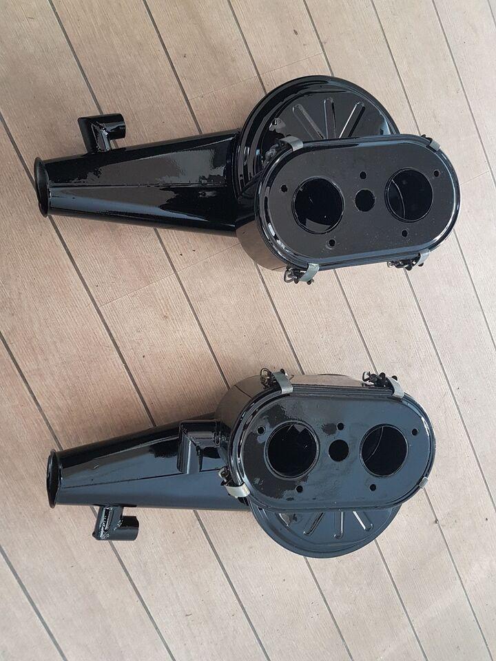 Andre reservedele, Knecht Luft filter kasser, Porsche