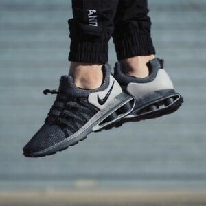 Details about Nike Shox Gravity Running Shoes AR1999-011 Atmosphere Grey  Black Men's Size 13