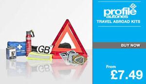 Car Travel Abroad Kit European Car Kit Driving In Euro Eu Ebay