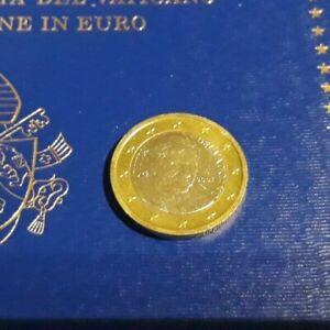 MONNAIE VATICAN 1 EURO BU 2007 UNC BENOÎT XVI RARE.refA193/A187