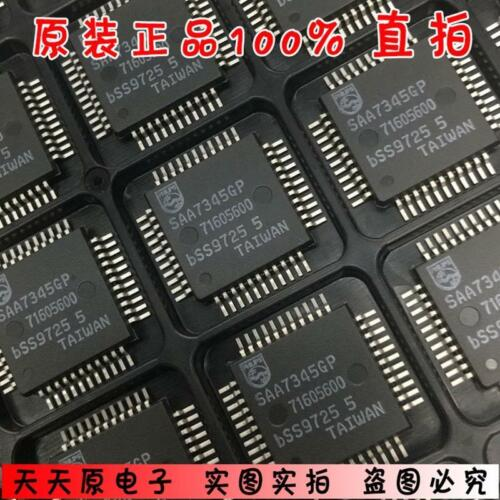 1PC SAA7345GP SAA7345GP//S5 CMOS décodage numérique IC avec ram pour disque compact