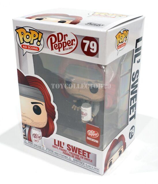 INSTOCK Funko Lil Sweet 79 Dr Pepper Exclusive Pop Vinyl Figure Diet Dr Pepper