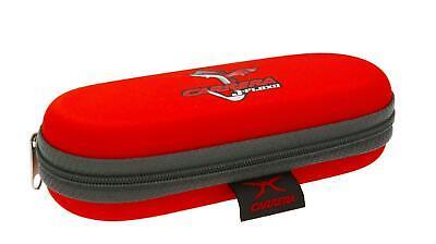 Carrera Junior Occhiali Da Sole Caso Zip Ragazze Ragazzi (l) 15cm X (w) 6cm X (h) 3cm-mostra Il Titolo Originale Con Metodi Tradizionali