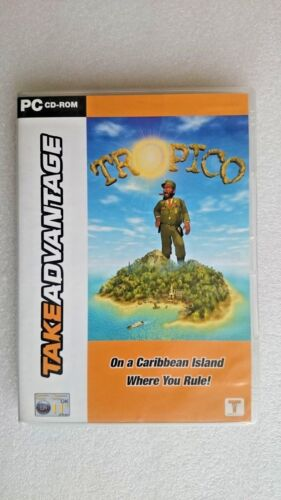 1 of 1 - Tropico (PC Windows 2002)