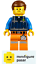 thumbnail 1 - tlm196 Lego The Lego Movie 2 70839 - Stubble Trouble Emmet Minifigure - New