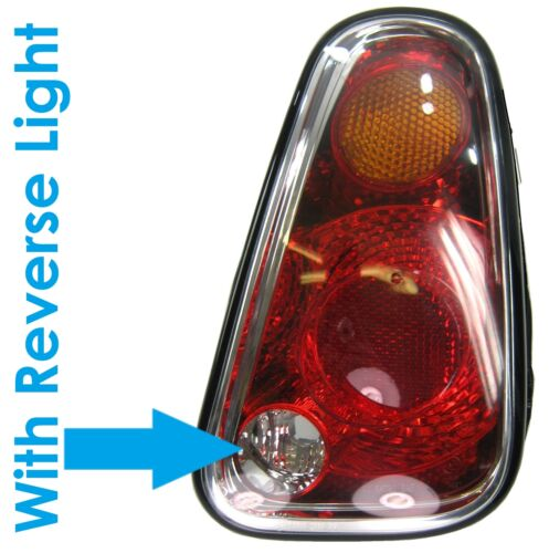 reverse R50 R53 O//S Rear tail light lamp for BMW Mini One Cooper 2004-06 NEW