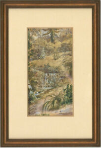 Glen-Southwell-Signed-1866-Watercolour-Dublin-Bay