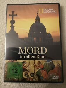 National-Geographic-Mord-im-alten-Rom-DVD-NEU-amp-OVP