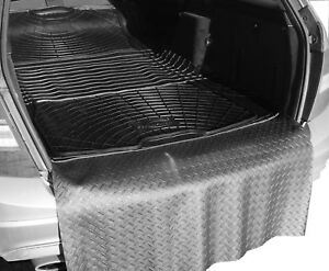 Saloon 2014 IV W205 Element EXP.ELEMENT3453B10 Tailored Custom Fit Rubber Boot Liner Protector Mat-Mercedes C-Class Black