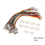 XH Buchse 2 3 4 5 6 7 8 9 10 Pin 24AWG RC 15cm Kabel JST-XH 2.54 Stecker inkl