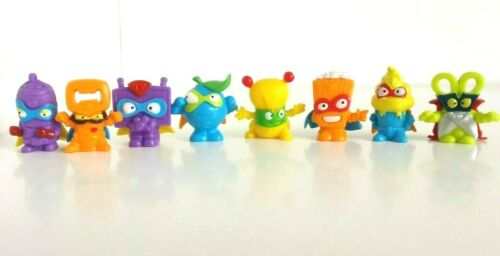 Superzings rivaux de KABOOM-superzings figures X 8-Complétez votre collection