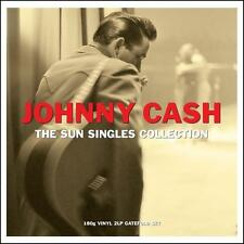 JOHNNY CASH - The Sun Singles Collection 2-LP