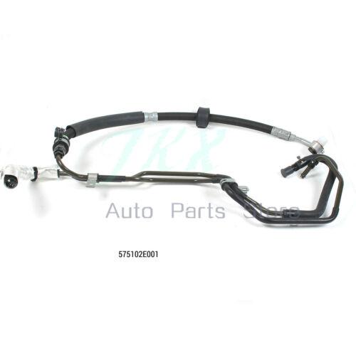 Power Steering Pressure Hose k For Hyundai Kia Tucson Sportage OEM# 575102E001