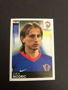 Panini UEFA EURO 2008 Luka Modric Pegatina no 194