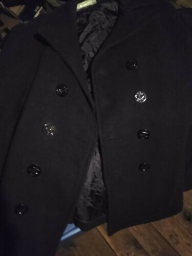 Jordan Craig peakcoat