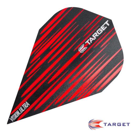 12 TARGET Dart Flights Flys Flügel Flyer Flügel Dartflight Vapor Spectrum 100 my