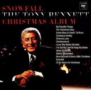 image is loading snowfall the tony bennett christmas album remaster new