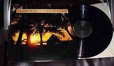 ISLAND MUSIC OF SOUTH PACIFIC Nonesuch NM Fiji Cook Tonga Tahiti Solomon Samoa
