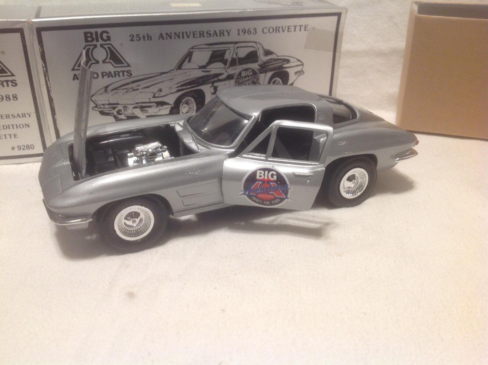 punto de venta barato Primero Primero Primero uno Corvette 1963 Stingris 25 Aniversario Grande Auto n.e.p.  9280  Sin impuestos