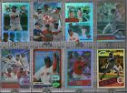 DAVID ORTIZ COMPLETE 8 CARD eTOPPS LOT 2004-2007 Boston Red Sox IN HAND Big Papi