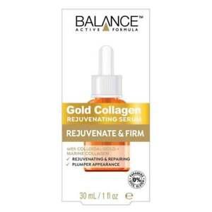 SALDO-attivo-Formula-oro-collagene-ringiovanire-amp-FERMA-Siero-Viso-30-ML