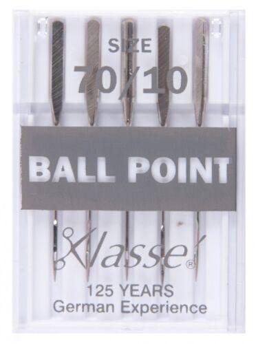 Klasse Universal Ball Point Sewing Machine Needles A6110-M