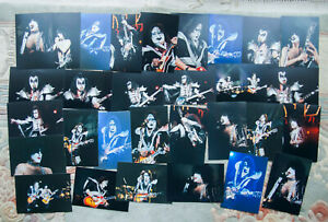 KISS-PHYSCO-CIRCUS-TOUR-PHOTOS-30-Original-Prints-Set-2-of-3
