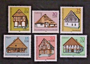 Stamp-Germany-Gdr-Yvert-Tellier-N-2278-IN-2283-N-MNH-Cyn30-Stamp-Germany