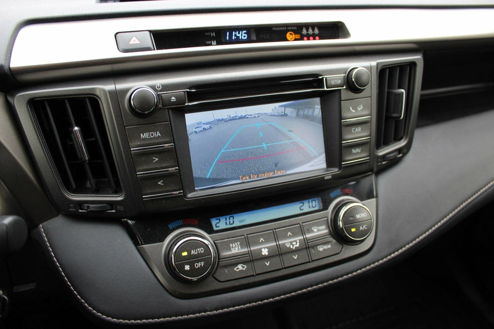 Toyota RAV4 2,0 D-4D T3 4x4 - billede 11
