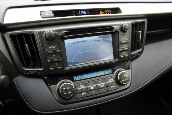 Toyota RAV4 2,0 D-4D T3 4x4 billede 11