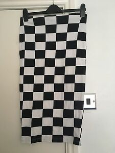 Size-10-Asos-Checkered-Skirt