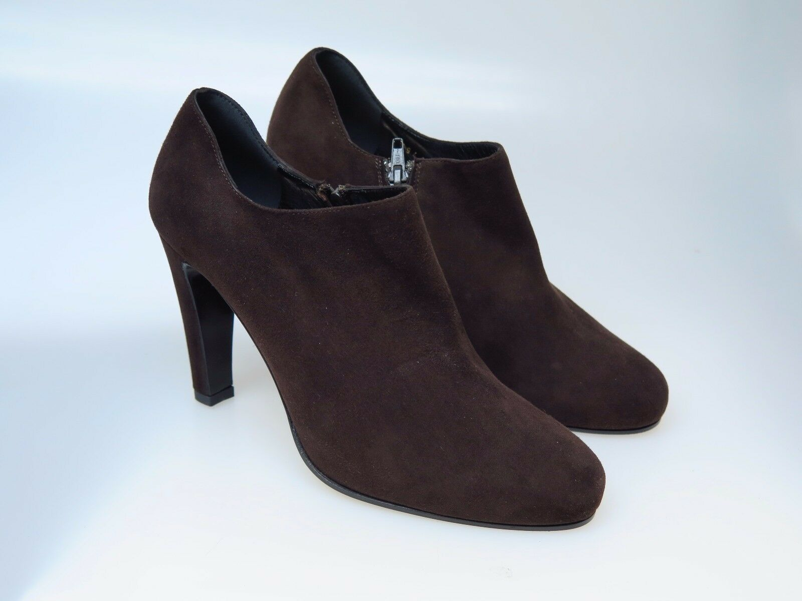 Sultana Italy Chaussures Femmes Femmes Chaussures Bottines Boots Cuir n4257 Amber marron t 37,5 NEUF 6c0a28