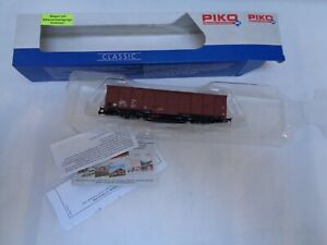 Piko-Classic-HO-Gauge-54998-Track-Cleaning-Car-DR-IV-Gbs1543-Boxed