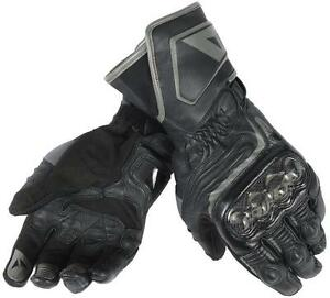 Guantes-Dainese-Carbon-D1-Long-Negro-talla-S