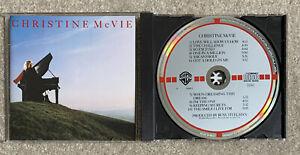 CHRISTINE MCVIE ORIGINAL TARGET CD WEST GERMANY 1984 Smooth Case Fleetwood Mac