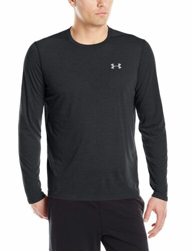 NEW SALE Under Armour Men/'s Threadborne Long Sleeve T-Shirt VARIETY SZ//CLR G42