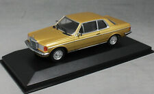 230CE RED 940032221 MAXICHAMPS 1:43 New in a box! W123 MERCEDES-BENZ 1976