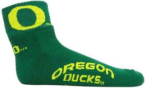 Donegal-Bay-NCAA-Oregon-Ducks-Quarter-Socks-Adult-One-Size-Pair