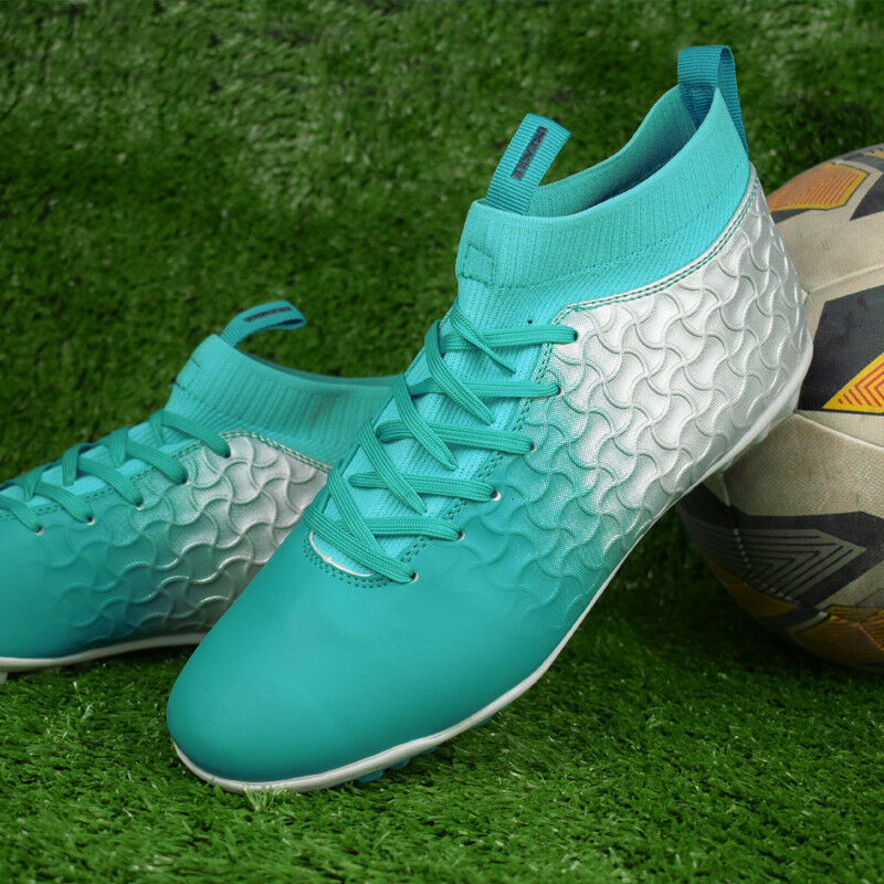2e7b02a2c Men Soccer shoes Indoor Football shoes Sneakers Training Athletic shoes  Fashion