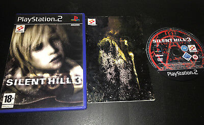 Silent Hill 3 Play Station 2 Ps2 Pal Espanol Ebay